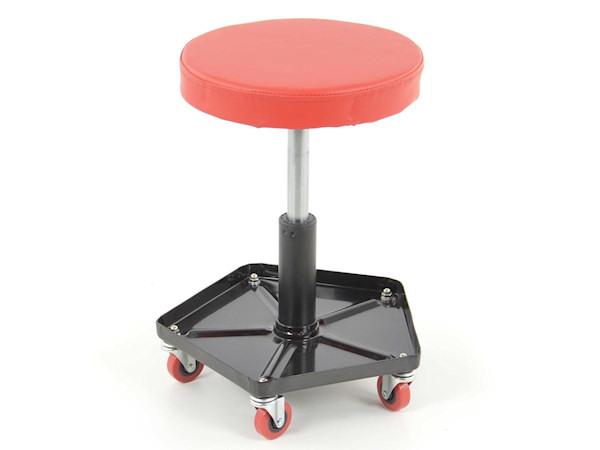werkstatthocker werkstatt sitz stuhl hocker rot. Black Bedroom Furniture Sets. Home Design Ideas